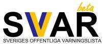 Sveriges Offentliga Varningslista
